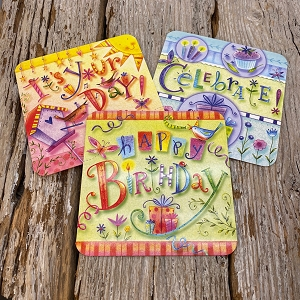 FREE Birthday Card with your personal message