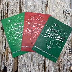 FREE Christmas Card with your personal message