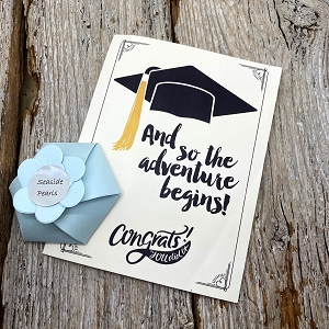 FREE Graduation Card with your personal message